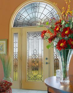 ODL Cadence Decorative Door Glass