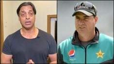 Shoaib Akhtar bursts on Mickey Arthur for inquiring Hafeez's commitment to Pakistan The Pacer, Champions Trophy, Latest Cricket News, Green Shirt, Pakistan, Coaching, Polo Ralph Lauren, Mens Tops, Training