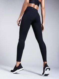 LIMITLESS Leggings – lndr-us Strength Yoga, Black And Navy, Fast Fashion, Workout Wear, Black Leggings, Active Wear, Menswear, Legs, My Style