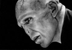 Ralph FIENNES (Lord VOLDEMORT) by Corinne