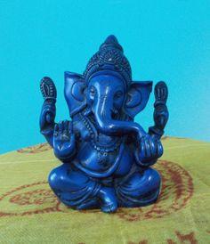 Blue Ganesh                                                                                                                                                                                 More