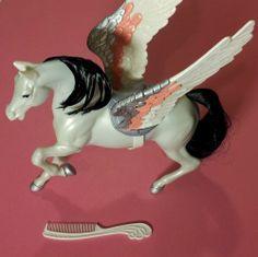 She-ra Princess of Power Storm horse pegasus action figure motu