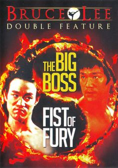 """Shout! Factory decided they wanted to cash-in on the """"Enter the Dragon"""" 40th Anniversary Blu-ray due in June with their own Bruce Lee Double Feature releases. This DVD covers """"The Big Boss"""" and """"Fist of Fury"""" and is available now. #examinercom #BruceLee #moviereview #DVD #TheBigBoss #FistofFury #martialarts #action #movies"""