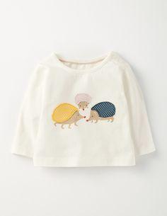 Pretty Appliqué T-shirt