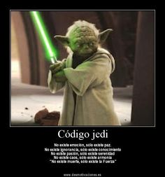 imagenes de anakin y yoda con frase en español - Buscar con Google