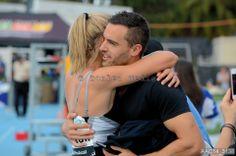 2014 Australian Triple Jump Champion - Linda Leverton. 13.93m