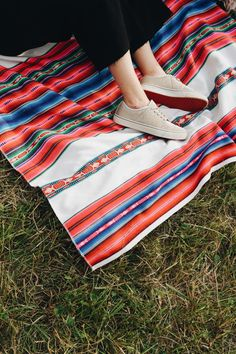 Magic in and out Picnic Blanket, Outdoor Blanket, Magic Shoes, Vegan Shoes, Designer Shoes, Picnic Quilt