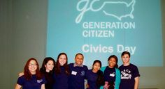 #FlashbackFriday: GC at Pace held a discussion on Activism in Our Generation. Guest speakers included Teach for America recruiter Joseph Picini and Generation Citizen founder Scott Warren, who discussed youth involvement and how both organizations encourage #civicengagement in young people.