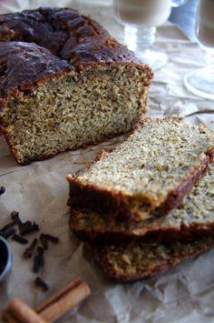 Chai Tea Loaf Cake