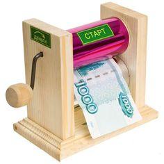 Станок денежный | Прикольные деньги | Каталог | Сувениры и подарки, приколы и розыгрыши - купить в интернет-магазине Миллион.