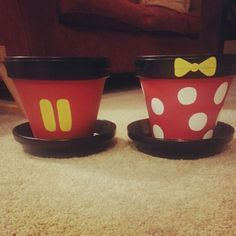 Mickey Lanterns...So going to make these for our camper/awning ...