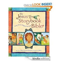 Get the Jesus Storybook Bible for only $1.99 + Other awesome Kindle deals!