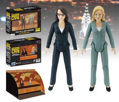 Tina Fey and Amy Poheler Action figures o_O