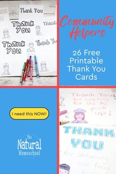 Here, we share with you 26 free printable community helpers thank you cards! Share the love and make some for the unsung community workers and volunteers! Kids Learning Activities, Teaching Kids, Space Activities, Kindergarten Learning, Community Workers, Community Helpers, Service Projects For Kids, Printable Thank You Cards, Science Education