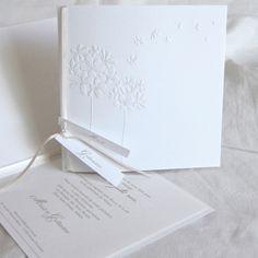 Faire part de mariage Aude, Editions Créatives EC-M057 www.mariage-faire-part.fr