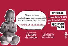 Jóvenes chilenos preparan masiva campaña pro vida en complejo escenario político