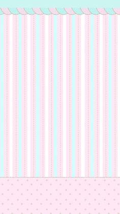 Papel de parede mais fofo 😍 Cute Patterns Wallpaper, Pastel Wallpaper, Kawaii Wallpaper, Wallpaper Backgrounds, Cellphone Wallpaper, Iphone Wallpaper, Kawaii Background, Candy Background, Cute Wallpapers