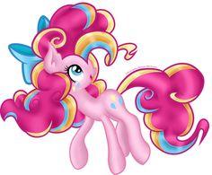 Rainbow Power Pinkie Pie by ZoeVulpez.deviantart.com on @DeviantArt