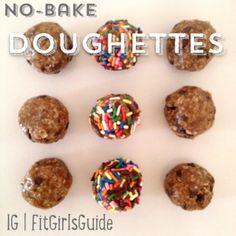 No-Bake Doughettes.
