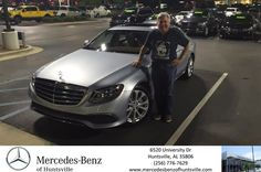 Congratulations Ricky on your #Mercedes-Benz #E-Class from Greg Melbo at Mercedes-Benz of Huntsville!  https://deliverymaxx.com/DealerReviews.aspx?DealerCode=TSTE  #Mercedes-BenzofHuntsville