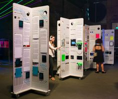 Summit event identity and environment design for London College of Fashion