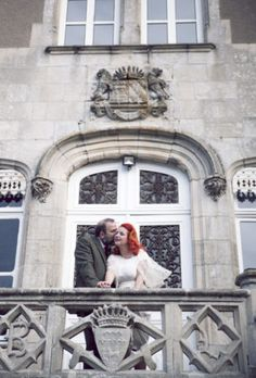 Dick and Angel from Escape To The Chateau Angel Adoree, Angel Strawbridge, Big Building, Interesting Buildings, French Chateau, French Vintage, Home And Family, Castle, Mansions