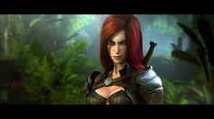 Katarina. League of Legends