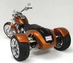 California Sidecar Introduces The Custom Trike Kit « Bikernet Blog