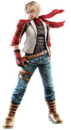 Leo - Tekken 6: Bloodline Rebellion