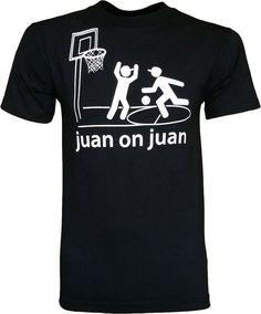 Juan on Juan Mexican Latino Men's Funny T-Shirt