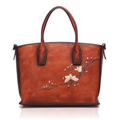 APHISON Designer Soft Leather Totes Handbags for Women, Ladies Satchels Shoulder Bags 8205 - Parent Satchel Handbags, Purses And Handbags, Leather Handbags, Cowhide Leather, Cow Leather, Leather Shoulder Bag, Shoulder Bags, Leather Totes, Womens Purses