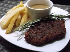 Seitan, Tempeh, Tofu, Vegan Recipes, Vegan Food, Toronto, Rare Steak, Meal, Kitchens