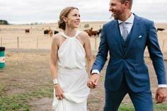 Ivory Tribe - Real Wedding – Min & Chris