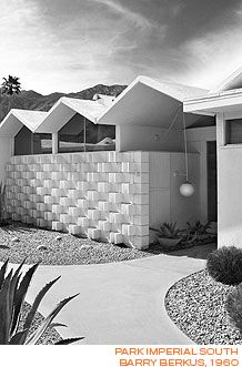 Palm Springs, California, architecture