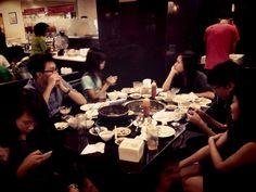 Birthday Dinner 1