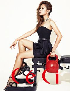 [OFFICIAL] miss A's FEI – CeCi Magazine, August 2013 ⓒCeCi MAGAZINE http://ceci.joinsmsn.com/