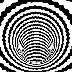 Optical illusion GIF