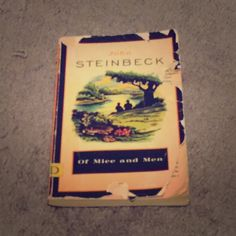 Of Mice and Men! Very used! Selling for cheap! Other