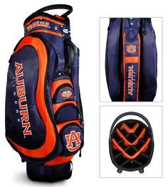 Auburn Tigers Medalist Golf Cart Bag