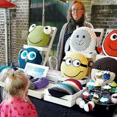 I love to join crafts markets and being in direct contact with my customers - Anne Alster