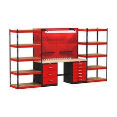 Hallowell-Fort-Knox-Open-Storage-Modular-Wood-Top-Workbench.jpg (1800×1800)