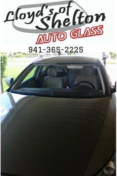 2013 Kia Optima - Mobile service on the scene. Old windshield is removed. https://lloydsofshelton.com/blog/auto-glass-replacement-sarasota-fl/ | #AutoGlass #Sarasota