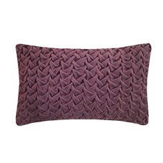 Hand Stitched Wave Signature Cushion by Nitin Goyal - Hidden Art Shop
