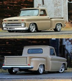 Chevy trucks aficionados are not just after the newer trucks built by Chevrolet. They are also into oldies but goodies trucks that have been magnificently preserved for long years. Custom Pickup Trucks, Classic Pickup Trucks, Chevy Pickup Trucks, Gm Trucks, Chevrolet Trucks, Chevrolet Apache, Hot Rod Trucks, Cool Trucks, 1963 Chevy Truck