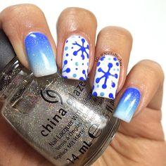 Instagram photo by nailsby_ana  #nail #nails #nailart