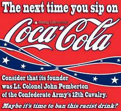 Coke never tasted so good.