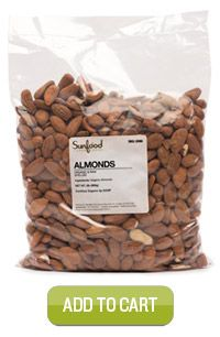 Add Raw Almonds to Cart