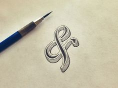 How to Develop Your Own Unique Hand Lettering Style http://seanw.es/bomO