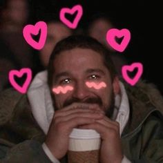 The perfect ShiaLabeouf Heart HeartEyes Animated GIF for your conversation. Discover and Share the best GIFs on Tenor. Arabic Memes, Arabic Funny, Funny Arabic Quotes, Funny Love Pictures, Cute Love Memes, Reaction Pictures, Eyes Meme, Meme Faces, Shia Labeouf