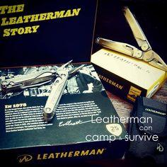 #ani4x4 #leatherman #camp & #survive encuentro de #supervivencia y #bushcraft  #multitools #multiherramientas